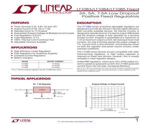 LT1085CM-3.6#TR.pdf
