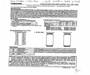 TC55257DFL-70L.pdf