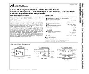 LPV321M7/NOPB.pdf