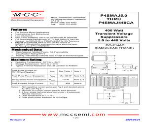 P4SMAJ180AP.pdf
