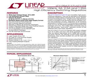 LT1170HVCQ#TR.pdf