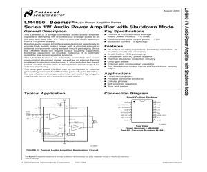 LM4860M/NOPB.pdf