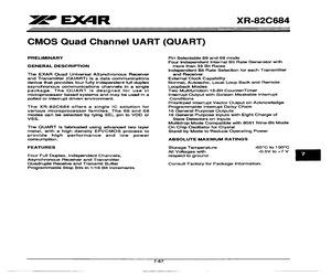 XR-82C684.pdf