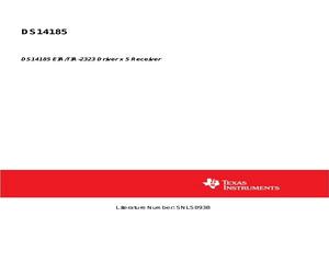 DS14185WM/NOPB.pdf