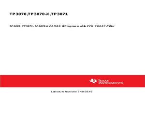 TP3070V-XG/NOPB.pdf
