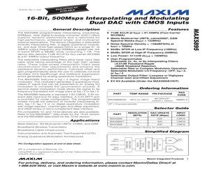 MAX5895EGK+D.pdf