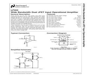 LF353MX/NOPB.pdf