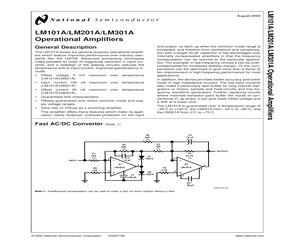 LM301AMDA.pdf
