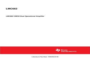 LMC662AIMX/NOPB.pdf