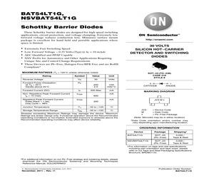 NSVBAT54LT1G.pdf