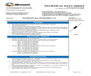 MXL1.5KE39AE3TR.pdf