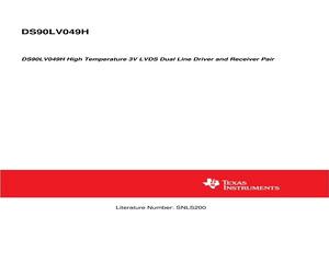 DS90LV049HMT/NOPB.pdf