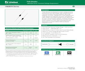 1.5KE11ARL4G.pdf