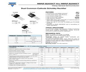 MBR2560CT-HE3/45.pdf
