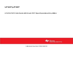 LF347BN/NOPB.pdf
