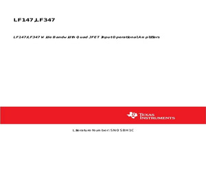 LF347M/NOPB.pdf