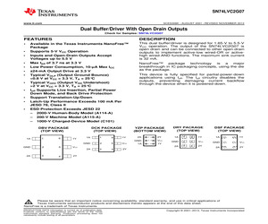 SN74LVC2G07DCKRG4.pdf