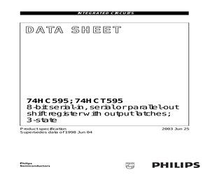 74HCT595DB-T.pdf