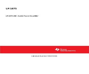 LM1875T/NOPB.pdf