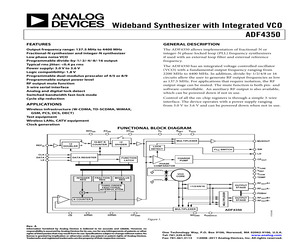ADF4350BCPZ-RL7.pdf