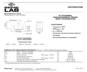 2N7000CSM-JQR-B.pdf