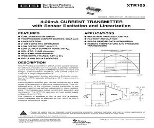 XTR105UA/2K5.pdf