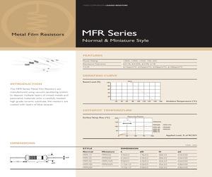 MFR50SBBF115R.pdf