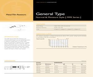 MFR-50DBF115R.pdf