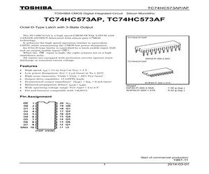 TC74HC573AF(F).pdf