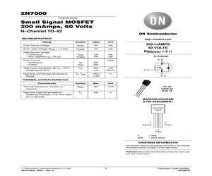 2N7000RLRM.pdf