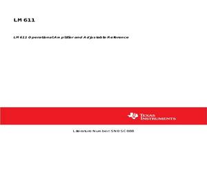LM6132AIMXNOPB.pdf
