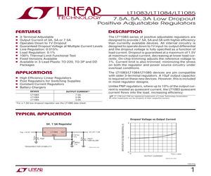 LT1085CT-3.3#PBF.pdf
