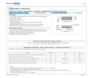 P4SMAJ180AT/R13.pdf