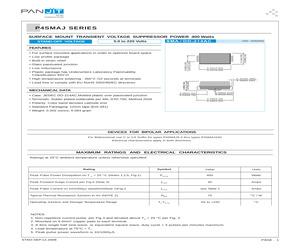 P4SMAJ180AT/R7.pdf