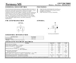 CMT2N7002G.pdf