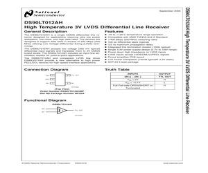 DS90LT012AHMF/NOPB.pdf