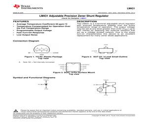 LM431CIM/NOPB.pdf