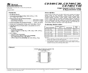 CD74HC30M.pdf
