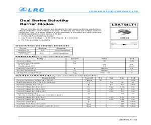 LBAT54LT1G.pdf