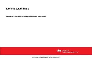 LM1458MX/NOPB.pdf