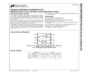 DS8921AM/NOPB.pdf