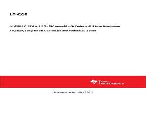 LM4550VH/NOPB.pdf