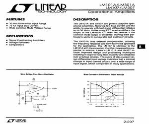 LM301A.pdf