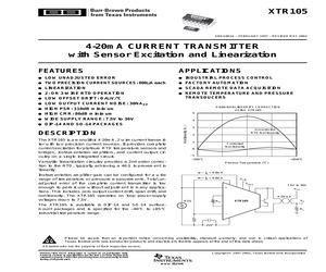 XTR105U/2K5.pdf