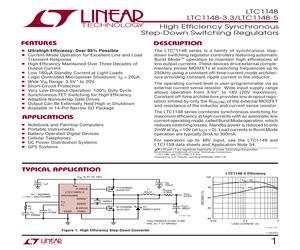 LTC1148CS-3.3#PBF.pdf